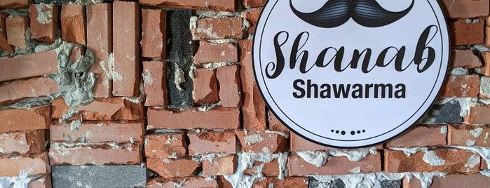 Shanab Shawerma is one of Jordan.