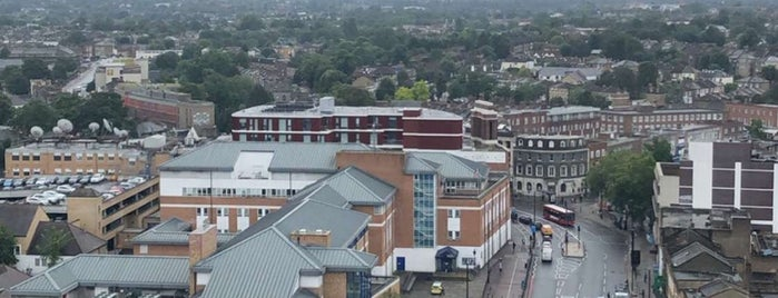 Newington is one of London's Neighbourhoods & Boroughs.