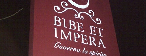 Bibe Et Impera is one of Pesaro to eat&drink.