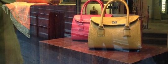 Loewe Gran Via is one of Tiendas de moda en Madrid.