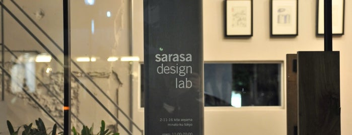 sarasa design lab. is one of Tokyo.