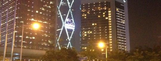 Central Walk is one of Shenzhen.