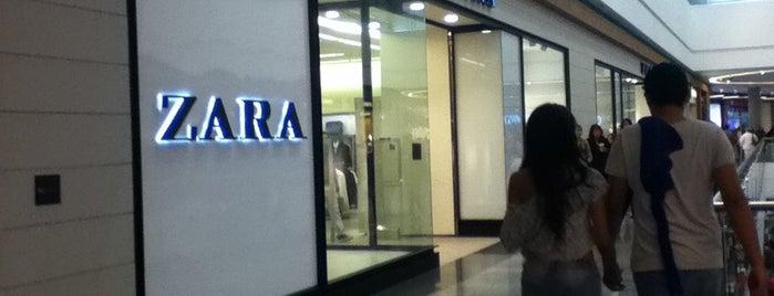 Zara is one of Guadalajara.