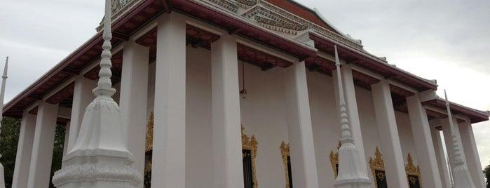 Wat Theptidaram is one of Around Bangkok | ตะลอนทัวร์รอบกรุงฯ.