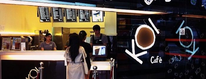 KOI Cafè is one of Micheenli Guide: Popular/New bubble tea, Singapore.