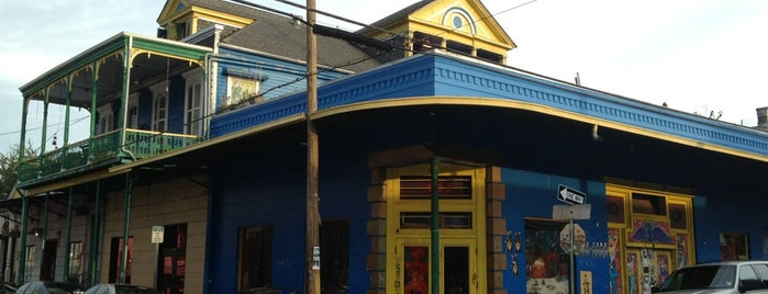 Frenchmen Street is one of New Orleans Points of Interest.