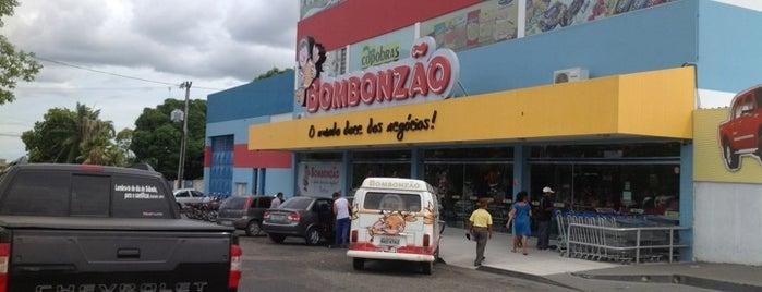 Bombonzão is one of Locais salvos de Valdo lopes.