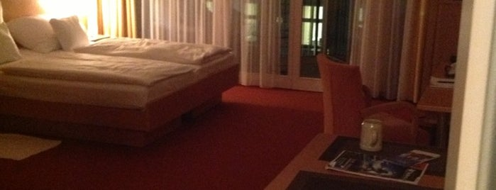 HSH Hotel Apartments Mitte is one of berlin love.