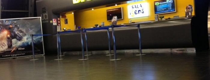 Uci Cinemas is one of La Fra' : понравившиеся места.
