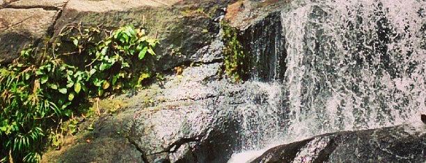 Seven Wells Waterfall (Air Terjun Telaga Tujuh) is one of Malaysia (Langkawi).