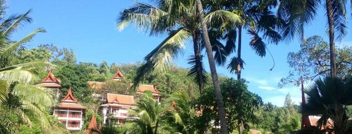 Thavorn Beach Village And Spa Phuket Thailand is one of Gespeicherte Orte von Special Agent.