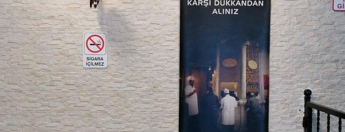 Meşhur Dönerci Hacı Osman'ın Yeri is one of İstanbul.