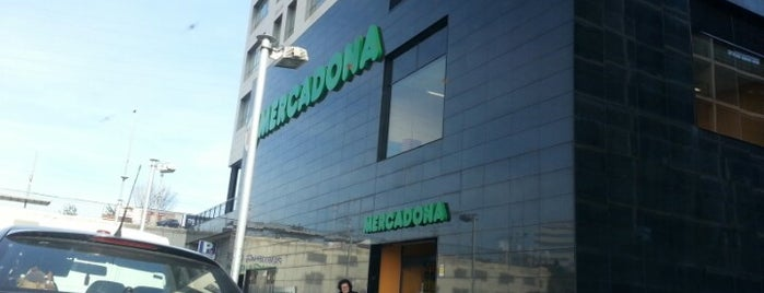 Mercadona is one of Lugares favoritos de Marco.