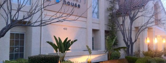 Hyatt House Belmont/Redwood Shores is one of San Francisco SFO.