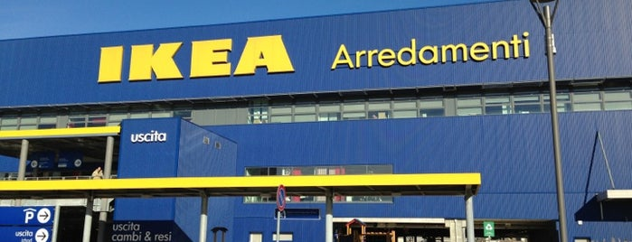 IKEA is one of I miei luoghi.