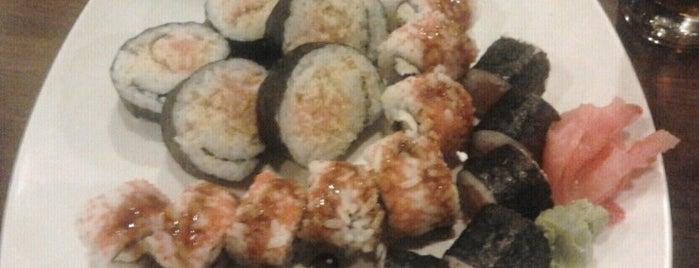 Sushi Joobu is one of sushi bar.