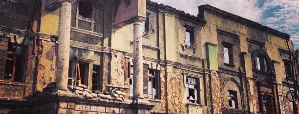 Декорации Сталинграда is one of Orte, die Anastasia gefallen.
