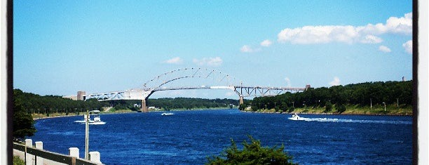 Cape Cod Canal is one of Columbia Expedition 5: 'Round the Horn!.