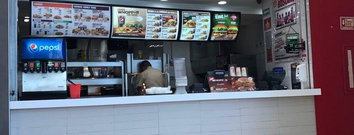 Burger King is one of Posti che sono piaciuti a Andrea.