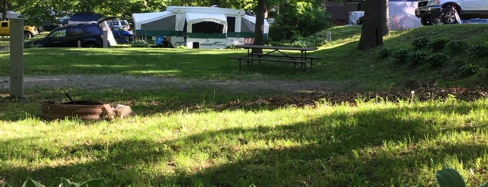 Jellystone Park is one of Camping.