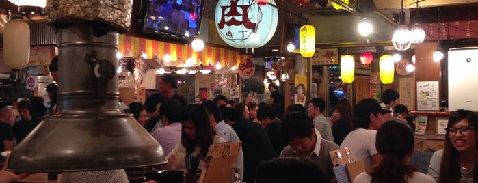 渋谷肉横丁 is one of Tokyo Casual Dining.