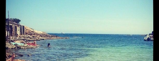 Playa S'Estanyol is one of Ibiza.
