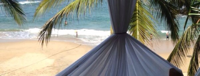 Spa Playa Escondida is one of Sayulita.