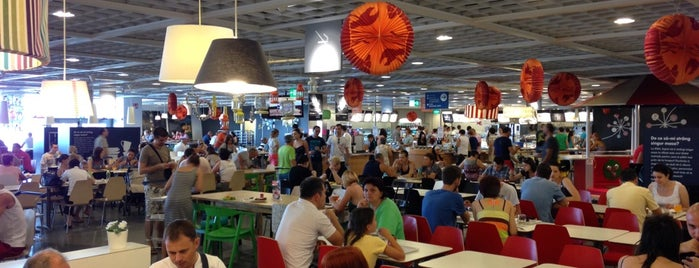 Restaurantul IKEA is one of Lugares favoritos de Alvaro.