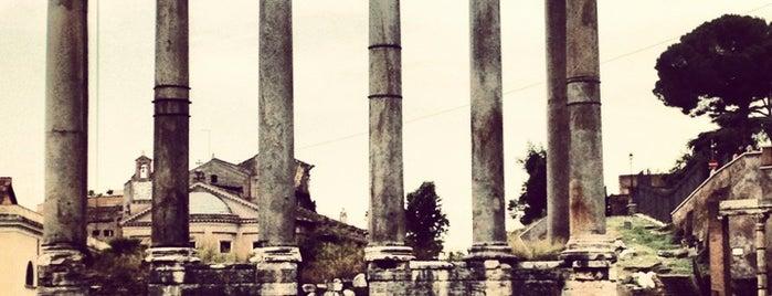 Foro Romano is one of Rome / Roma.