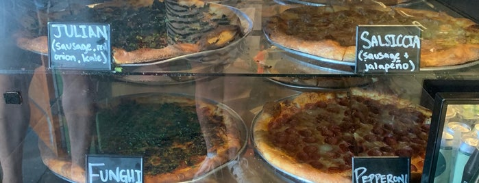 Gioia Pizzeria is one of To Try.