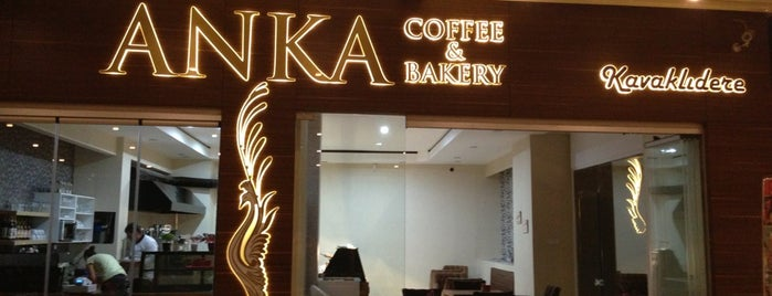 Anka Coffee and Bakery is one of Coffeeshops Ankara.