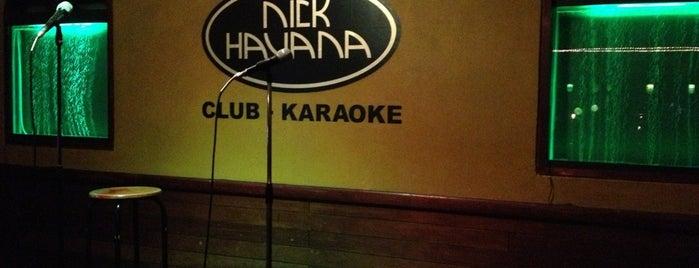 Nick Havana Karaoke is one of Marcela'nın Beğendiği Mekanlar.