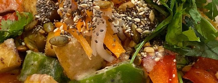 Basil Box is one of Toronto vegetarian restaurants.