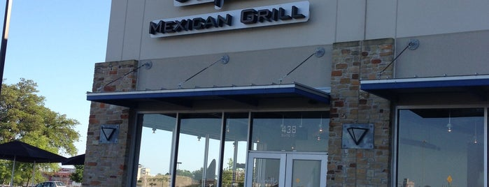 Chipotle Mexican Grill is one of Places I recommend.