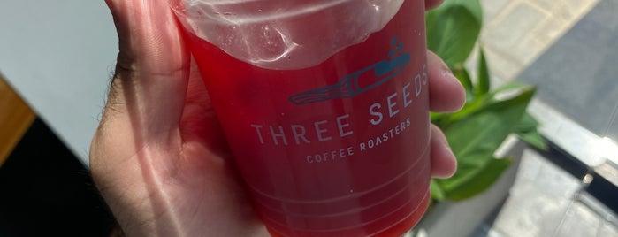 Three Seeds Coffee is one of Khobar.