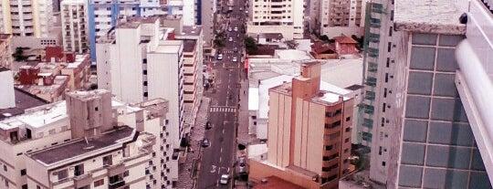 Avenida Brasil is one of SC.