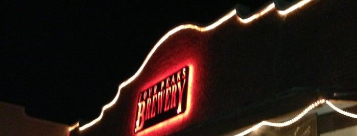 Four Peaks Brewing Company is one of Bars in the Phoenix Valley.