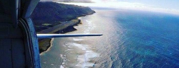 Pacific Skydiving Honolulu is one of Lugares favoritos de Jesennia.