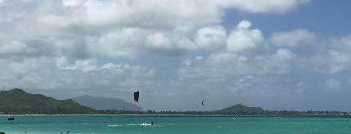 Kailua Beach Park is one of Lugares favoritos de Jesennia.