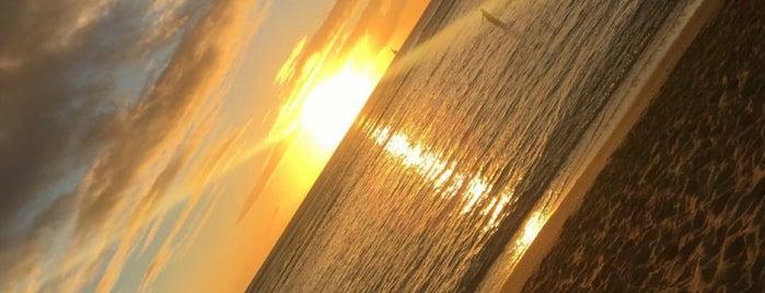 Sans Souci Beach is one of Lugares guardados de Jesennia.