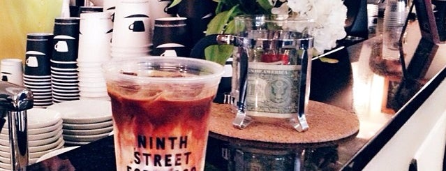 Ninth Street Espresso is one of Java to Try.