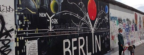 East Side Gallery is one of Berlin Best: Sights.