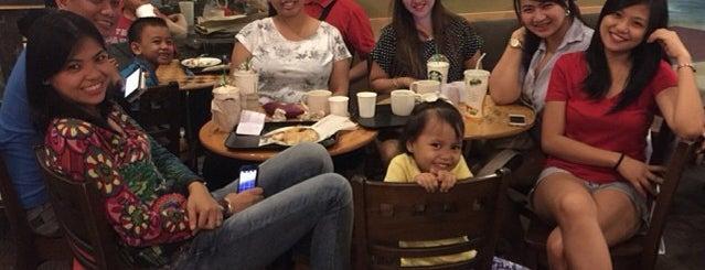 Starbucks Coffee is one of Must-visit Coffee Shops in Makati City.