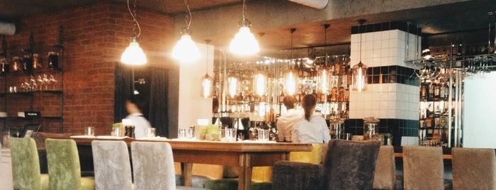 "Bar&grill ""Craft"" is one of Aleksandra : понравившиеся места."