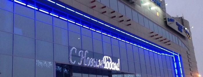 ТРК «Пулково III» is one of TOP-100: Торговые центры Санкт-Петербурга.