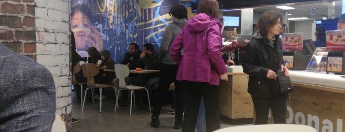 McDonald's is one of Can'ın Beğendiği Mekanlar.