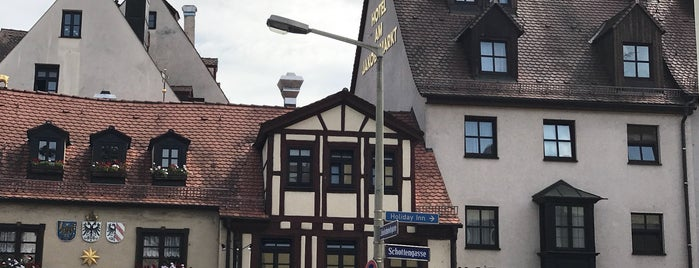 Hotel Am Jakobsmarkt is one of Nürnberg, Deutschland (Nuremberg, Germany).