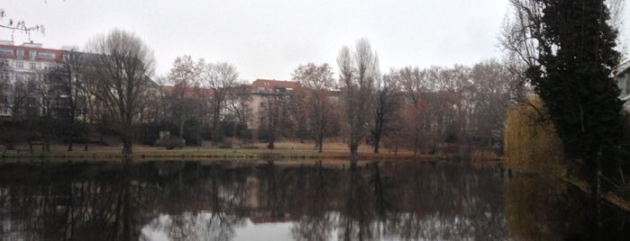 Lietzenseepark is one of Lugares favoritos de Katty.