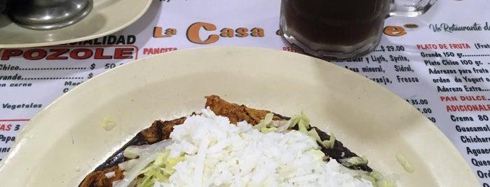 La Casa de Pepe is one of Restaurantes.