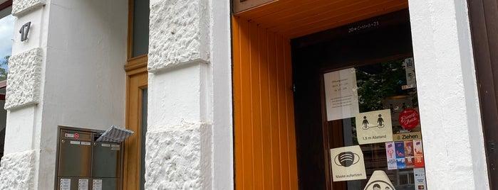 Fonda De Santiago is one of Best of Frankfurt am Main.